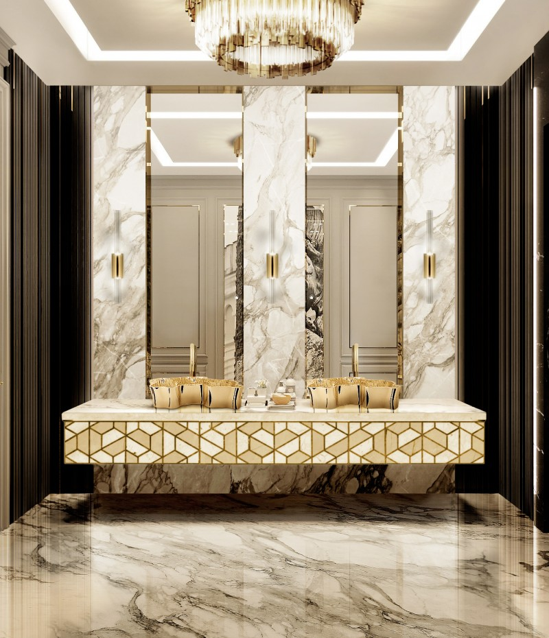 Revamp Your Bathroom Design With Exclusive Furniture
