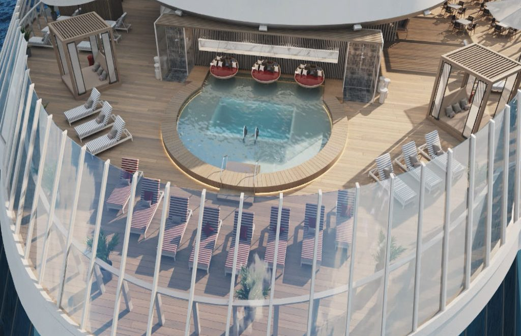 Luxury Ship From Celebrity Cruises With Exclusive Design