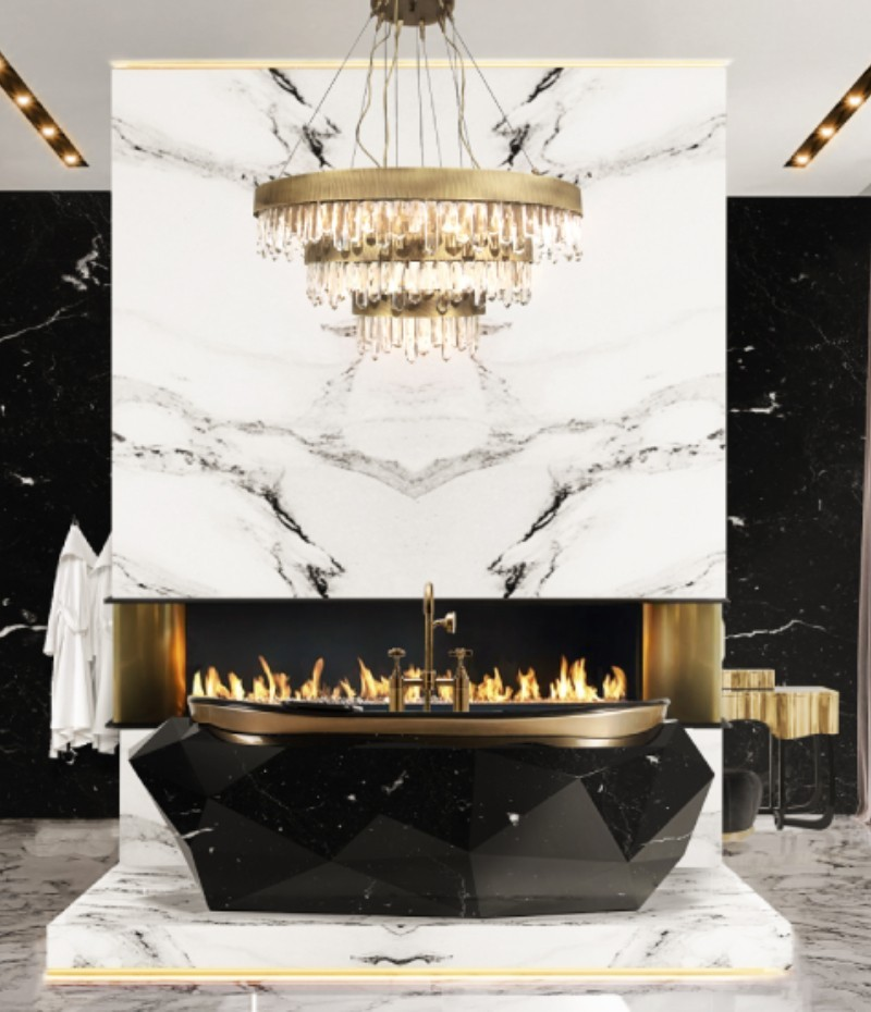 Enhance Your Exclusive Bathroom Design With These Exquisite Inspirations