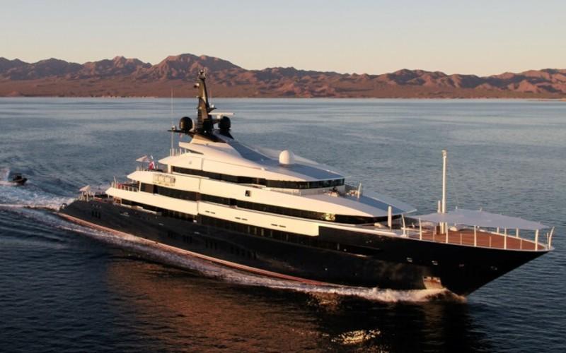 "Steven Spielberg's Luxurious Yacht -""The Seven Seas"" luxurious yacht Steven Spielberg's Luxurious Yacht -""The Seven Seas"" 500x800 9"