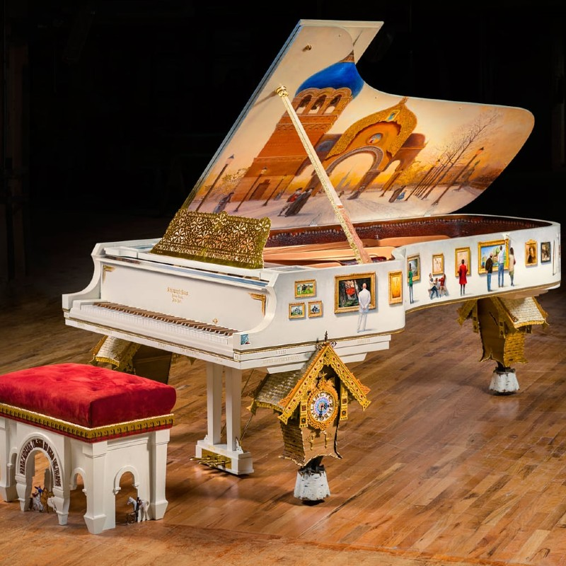 The Most Expensive Pianos For A Millionaire's Home