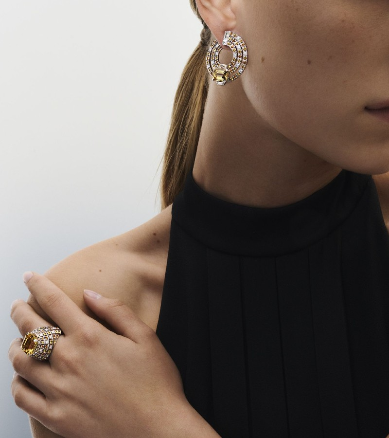 Glimpse The Louis Vuitton´s Timeless Jewellery Collection jewellery collection Glimpse Louis Vuitton´s Timeless Jewellery Collections BC e LS 25