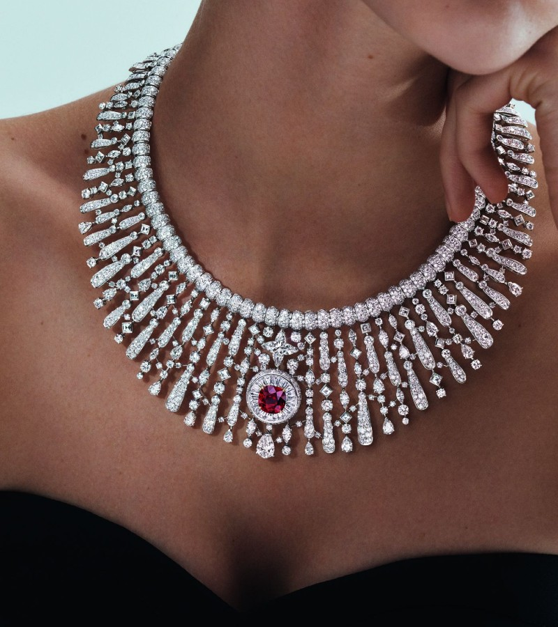 Glimpse The Louis Vuitton´s Timeless Jewellery Collection jewellery collection Glimpse Louis Vuitton´s Timeless Jewellery Collections BC e LS 28 1