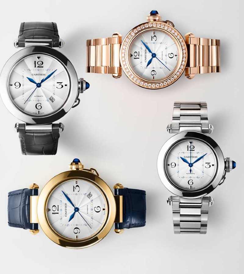 Meet Cartier's Release Of The Pasha De Cartier Luxury Watches luxury watches Meet Cartier's Release Of The Pasha De Cartier Luxury Watches BC e LS 38 1