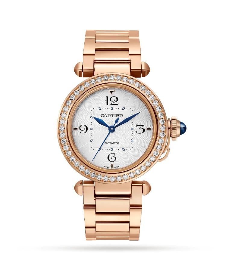 Meet Cartier's Release Of The Pasha De Cartier Luxury Watches luxury watches Meet Cartier's Release Of The Pasha De Cartier Luxury Watches BC e LS 39