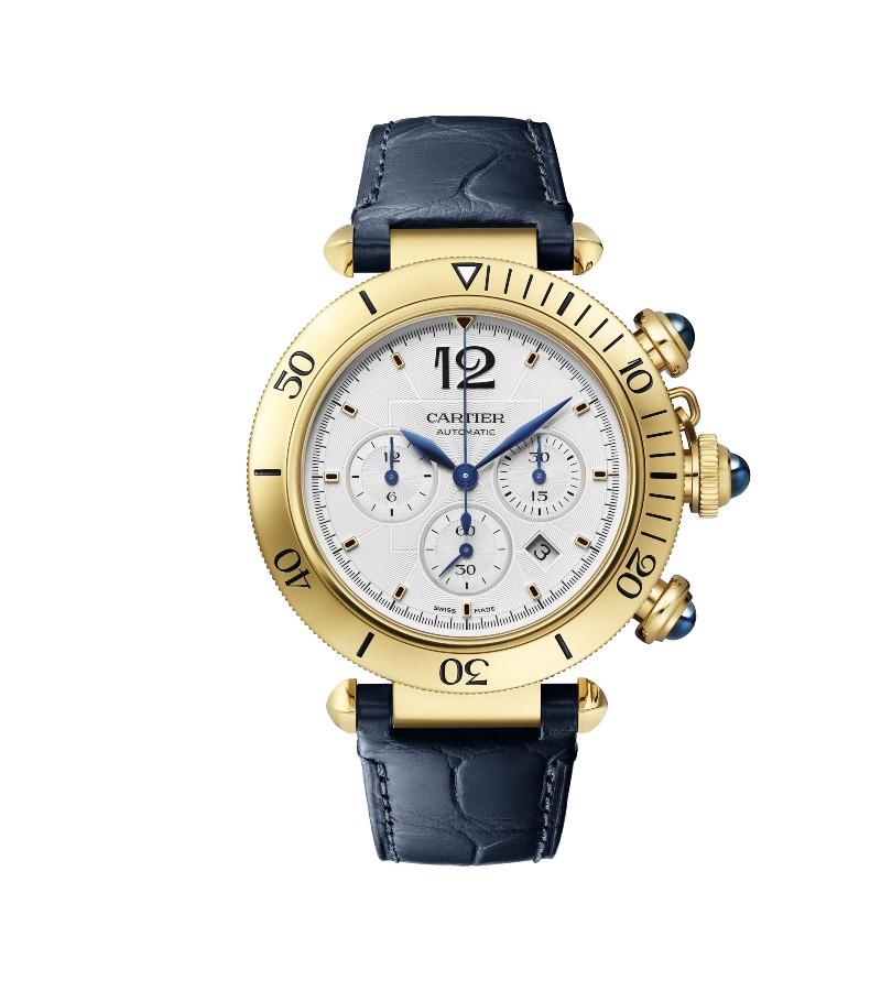 Meet Cartier's Release Of The Pasha De Cartier Luxury Watches luxury watches Meet Cartier's Release Of The Pasha De Cartier Luxury Watches BC e LS 43