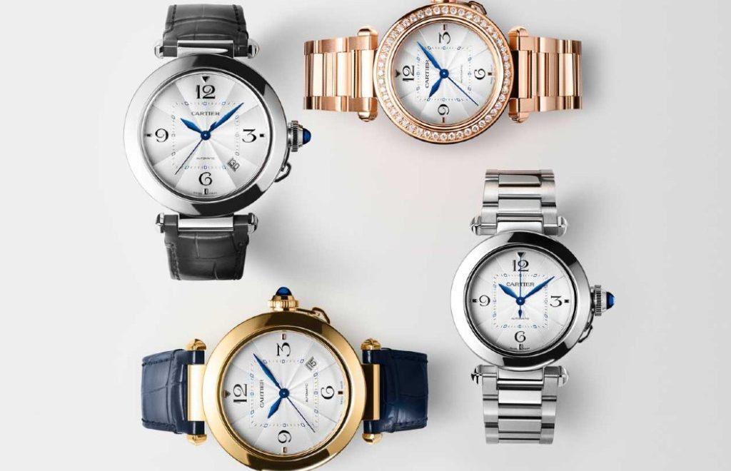 Meet Cartier's Release Of The Pasha De Cartier Luxury Watches
