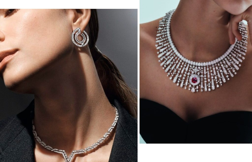 Glimpse Louis Vuitton´s Timeless Jewellery Collections