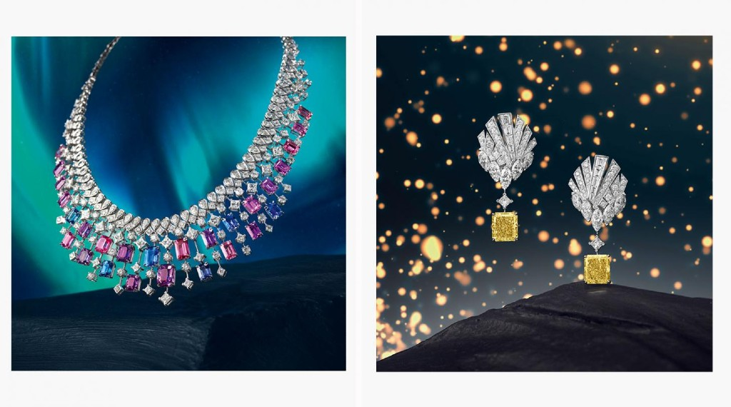Piaget Unveils High Jewellery Collection At Paris Couture Week