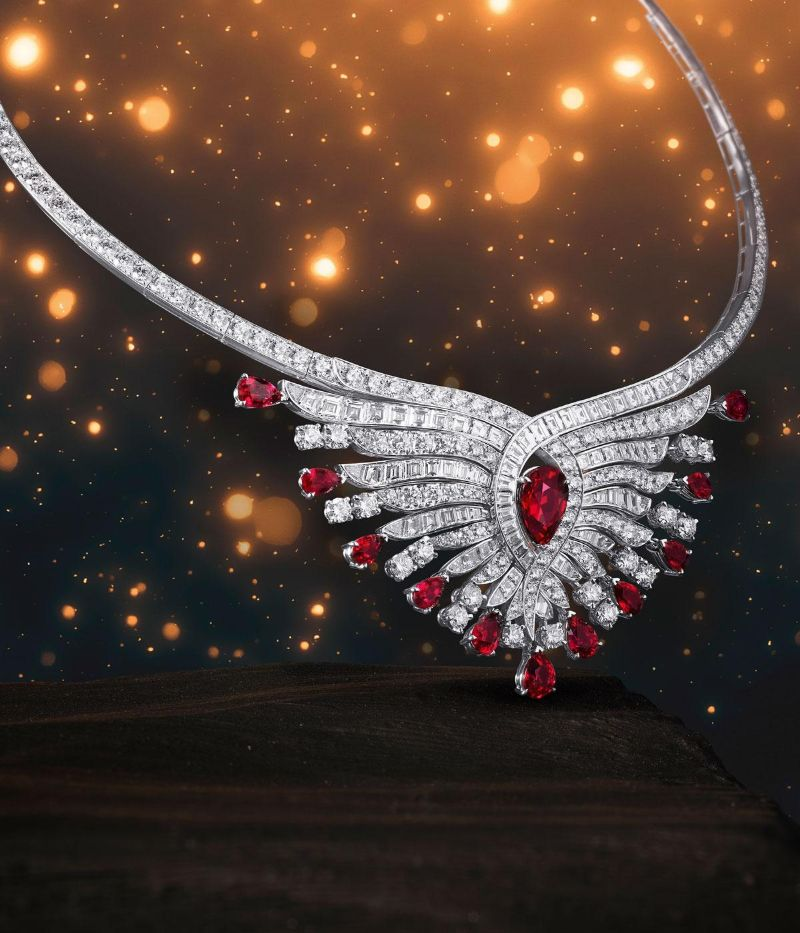 Piaget Unveils High Jewellery Collection At Paris Couture Week piaget Piaget Unveils High Jewellery Collection At Paris Couture Week piaget3