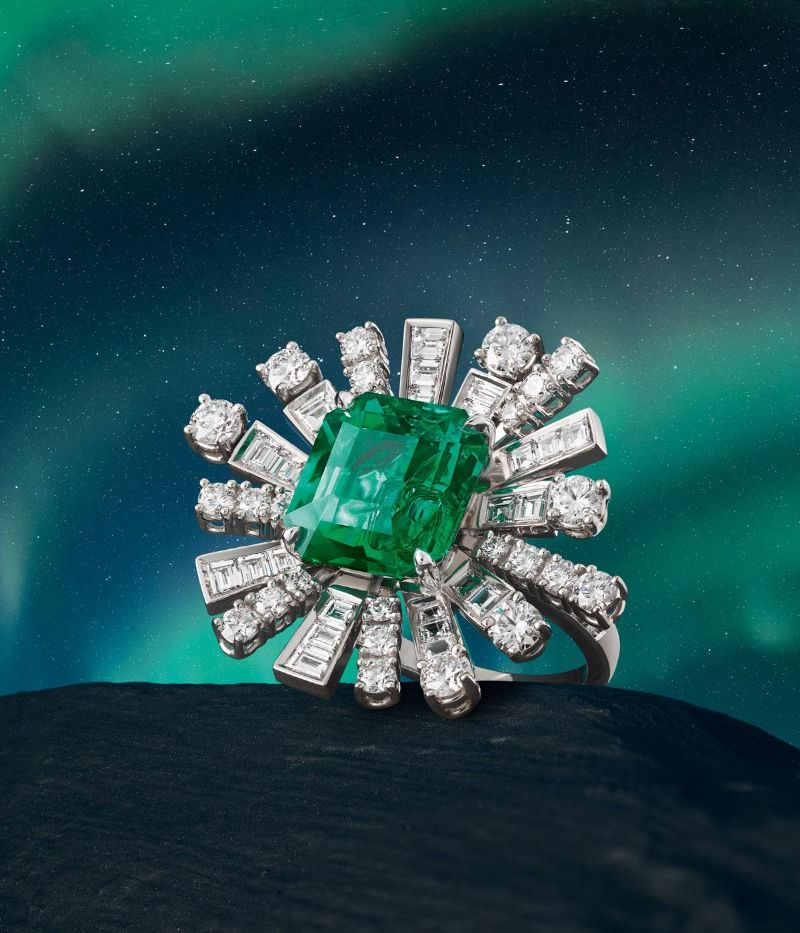 Piaget Unveils High Jewellery Collection At Paris Couture Week piaget Piaget Unveils High Jewellery Collection At Paris Couture Week piaget 4l aurora ring