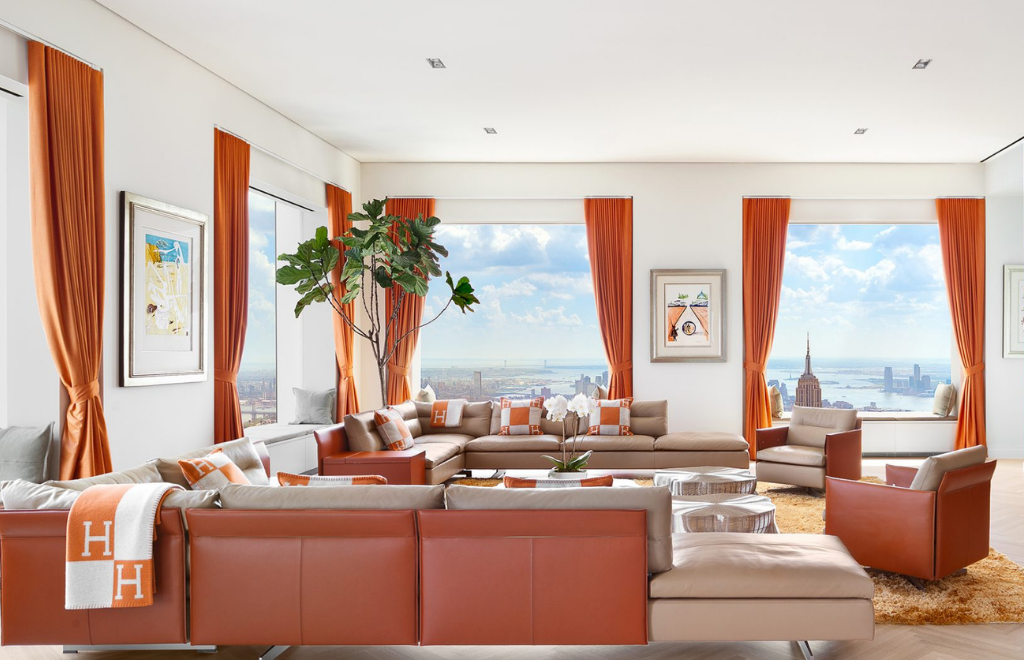 Step Inside The Most Expensive Penthouse In New York City!
