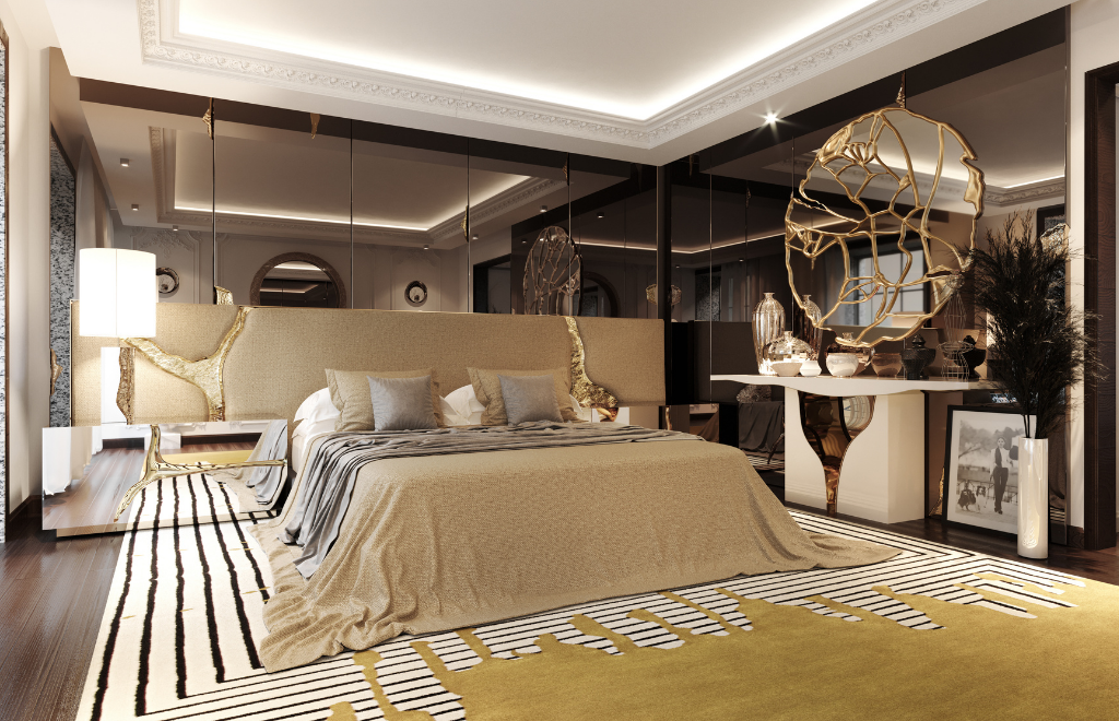 The Most Luxury Interior Design Ideas For A Millionaire Home