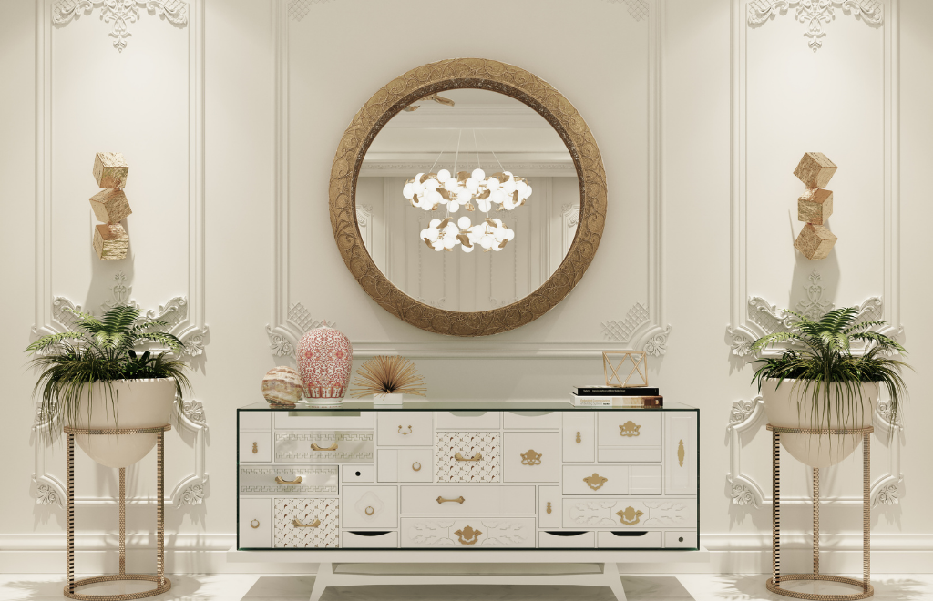 The Most Expensive Mirrors For An Imposing Interior Design