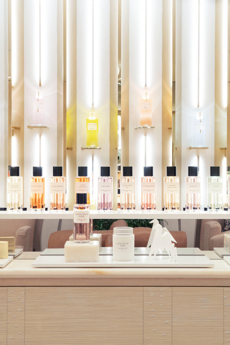 Dior Opens A Remarkable Spa In The Heart Of Paris
