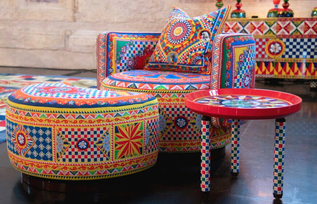 Dolce & Gabbana Has Launched Its First-Ever Joyful Home Collection