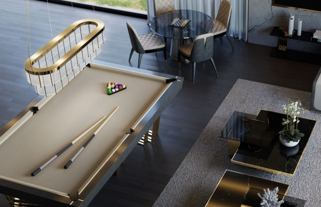 Get To Know The Best Luxury Gaming Room Ideas