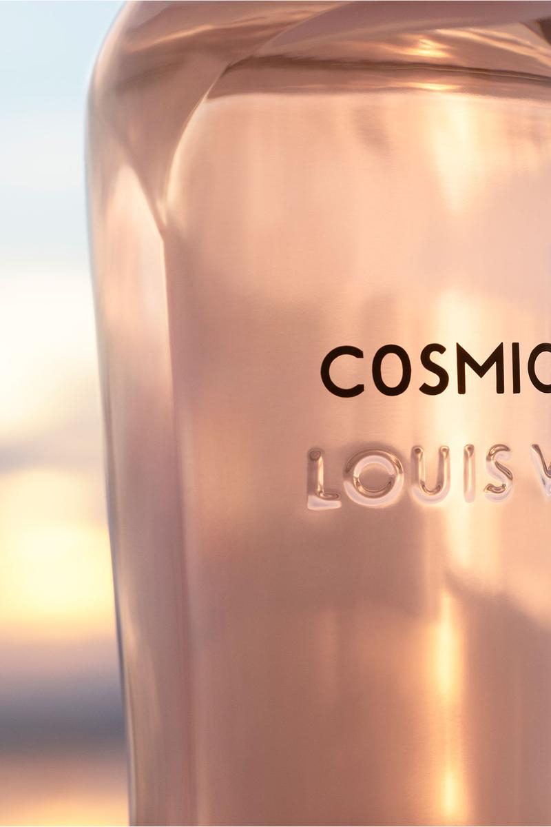 Louis Vuitton and Frank Gehry Team Up For A New Perfume Bottle