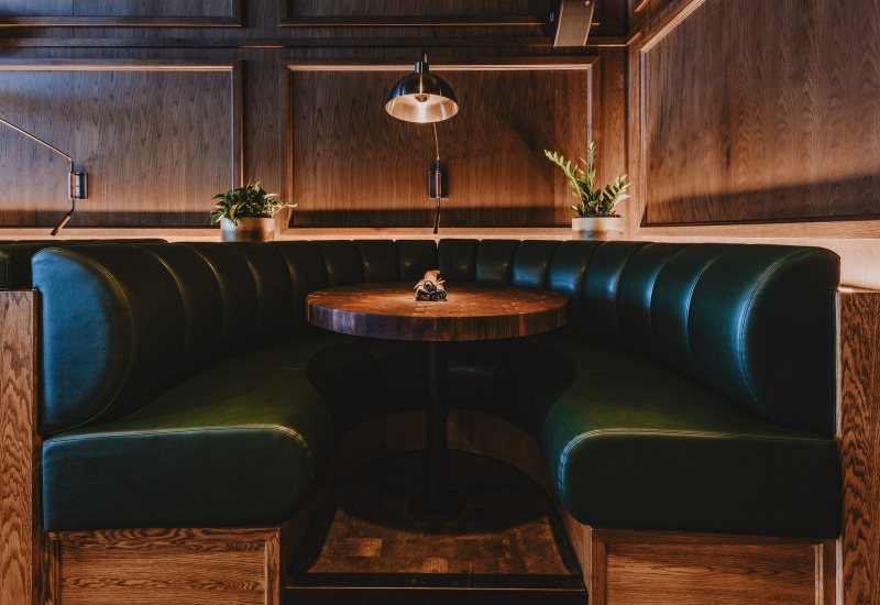 Step Inside Justin Timberlake's Luxury Restaurant & Bar In Nashville