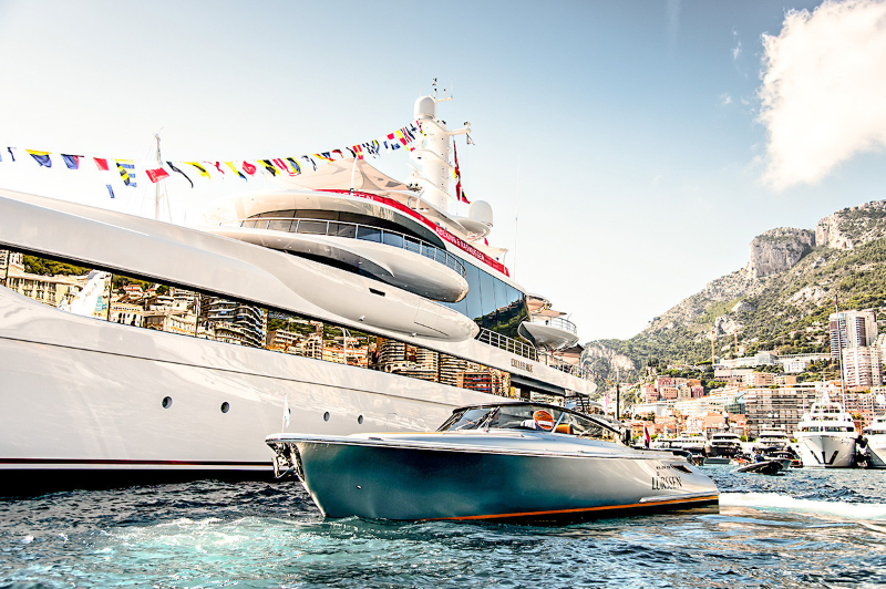 The Return Of the Monaco Yacht Show, A Luxury Experience