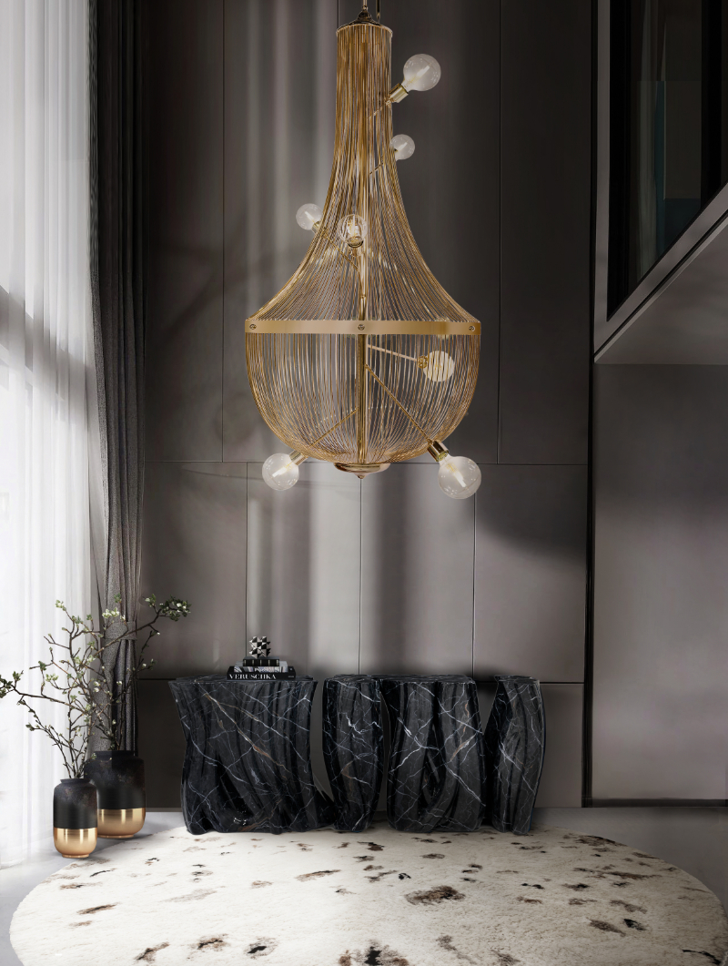 The Most Exclusive And Luxury Chandeliers For An Imposing Interior