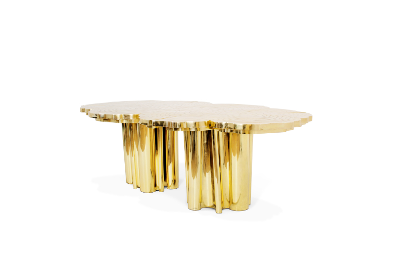 Give Your Dining Room A Glamorous Flair With These Luxury Dining Tables!