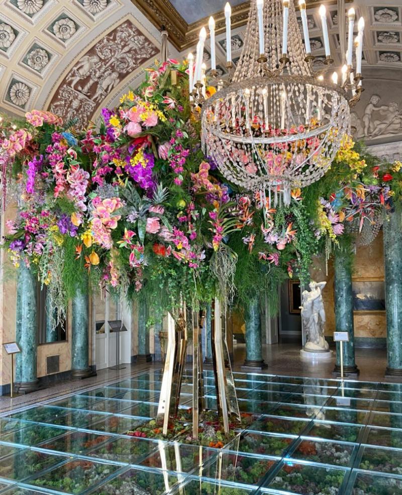 Luxury Fashion Brands Take Over Milan Design Week 2021