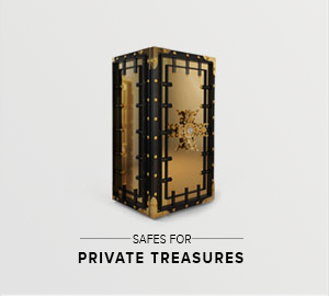 Safes for Private Treasures Collectors